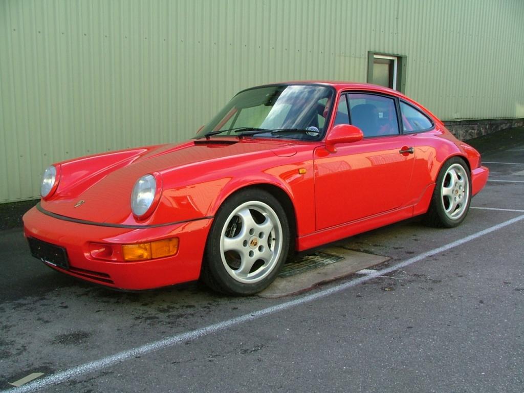 Porsche 964 Rs Gt Classics
